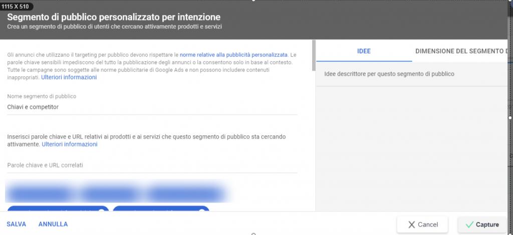 web-marketing-venezia-segmento-in-market